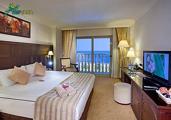 best hotels and resorts in antalya