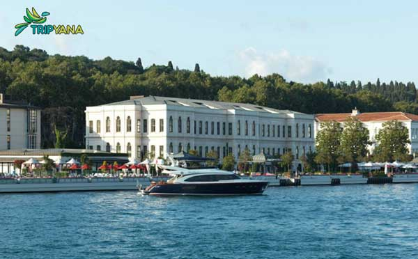 best 3 hotels in istanbul